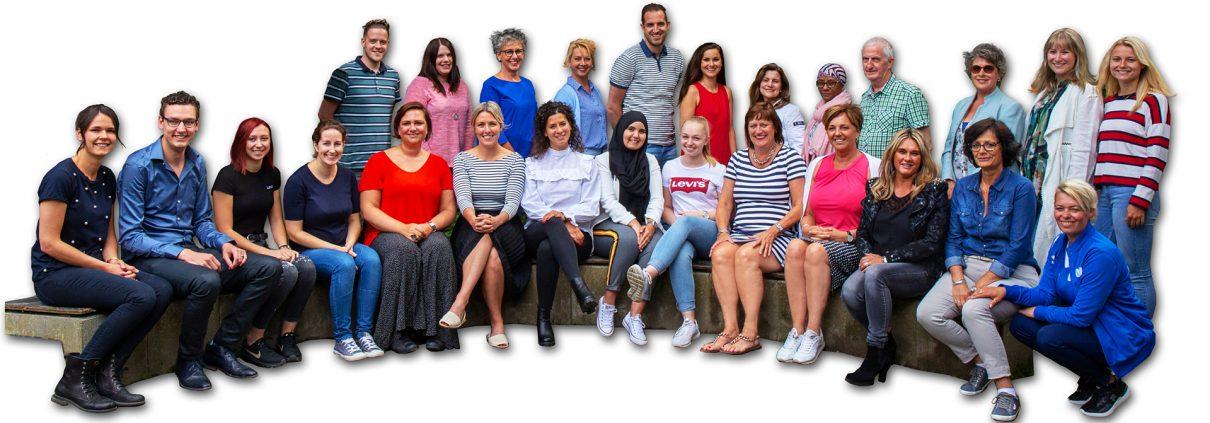 Team De Piramide 2018-2019